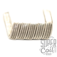 Quad Staggered fused clapton - 2 шт