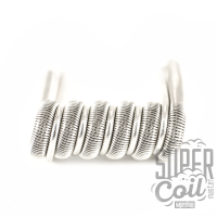 Parallel fused clapton coil - 2 шт