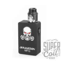 Armageddon Squonker Box Kit - клон