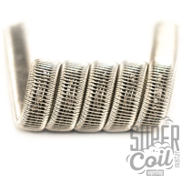 Corrugated Staple Staggered fused clapton - 2 шт