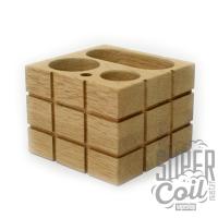 Деревянная подставка Куб перевертыш