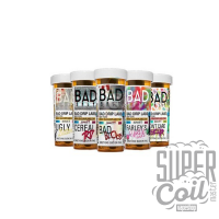 Жидкость Bad Drip Salt 30 мл - (20 мг- 20 мг HARD)